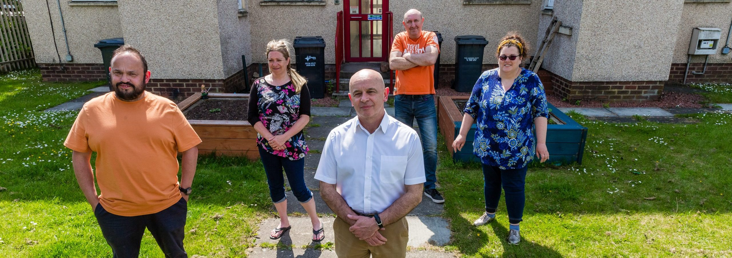 Our people at Simon Community Scotland