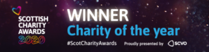 SCVO Scottish Charity Awards 2020 Charity of the Year